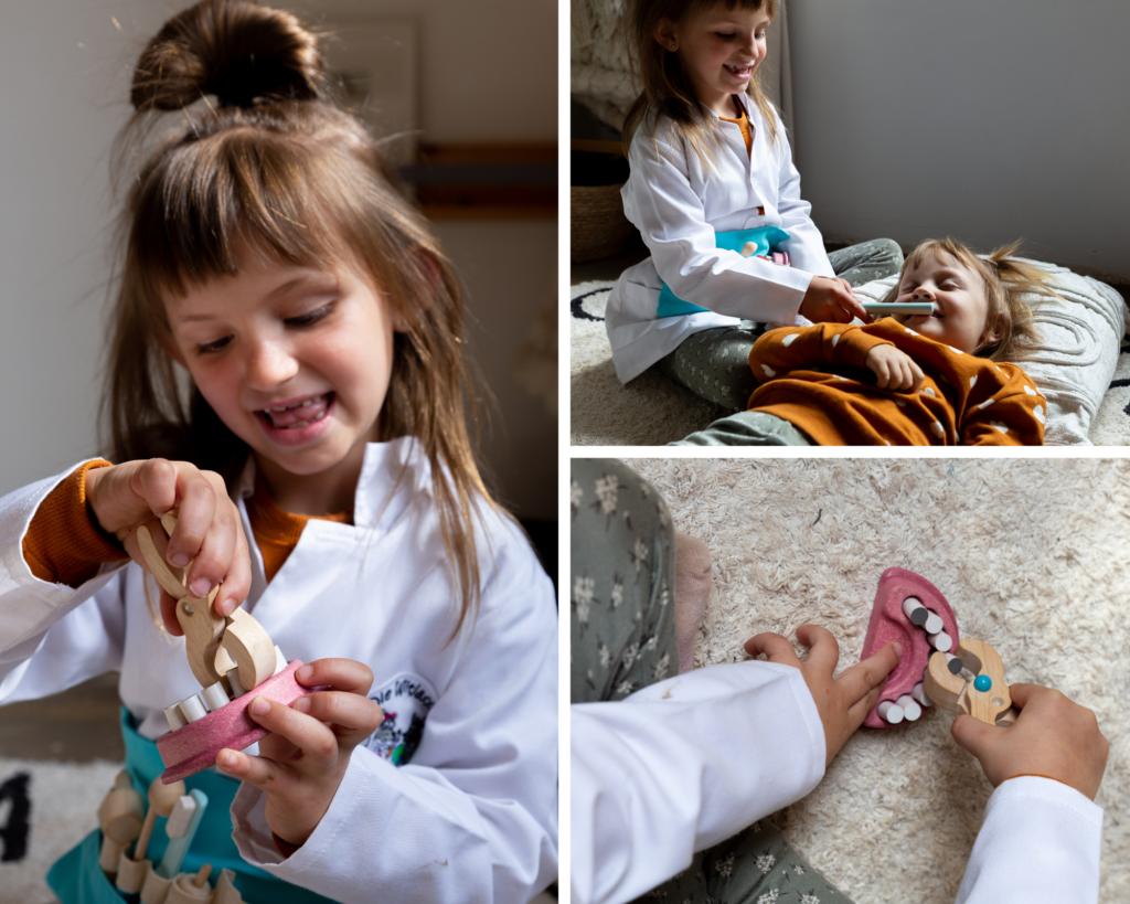 dentist dressup for kids plantoys just a mamma blog