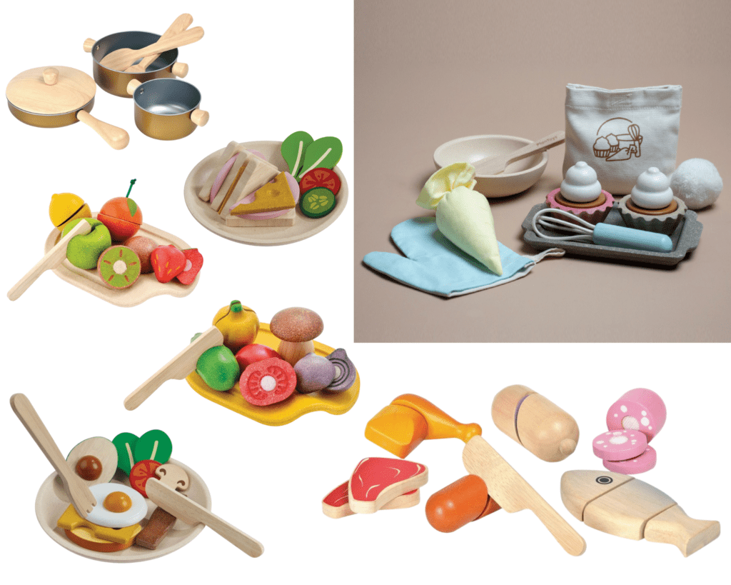 soufi plantoys imaginative play toy food sets for kids south africa 1