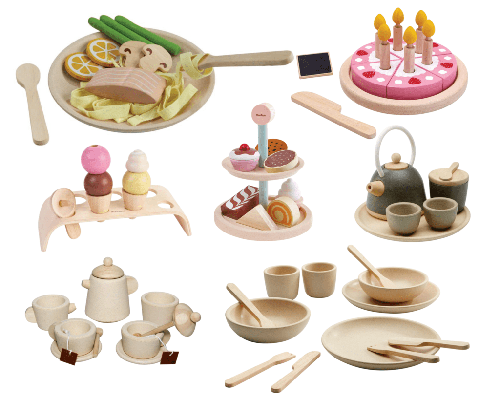 soufi plantoys pretend play toy food sets for kids south africa 1