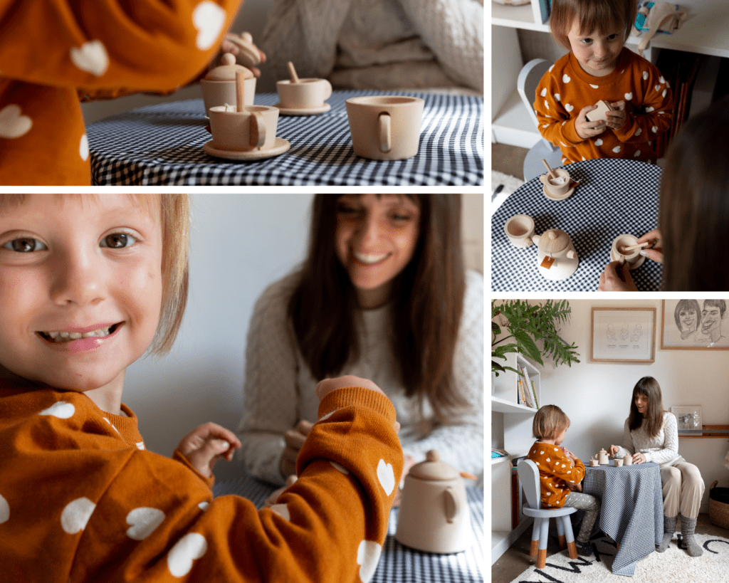 wooden toy tea set to buy in south africa