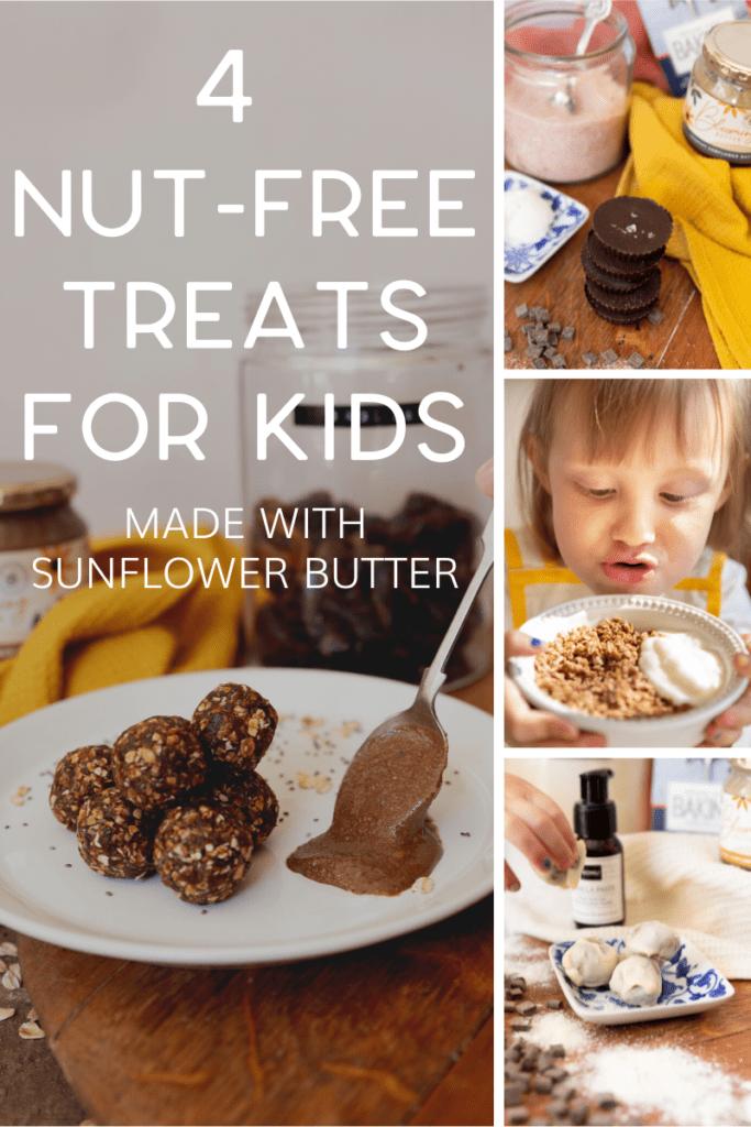 nut free treats for kids 1