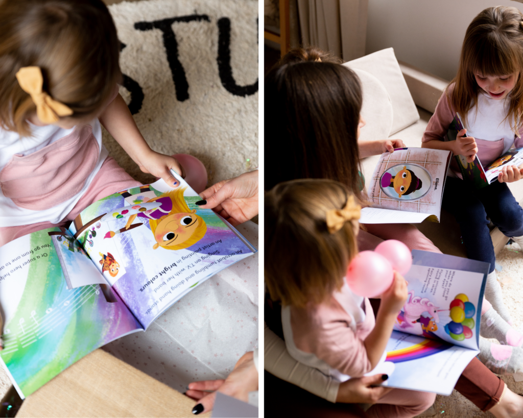how to create your own personalised childrens book