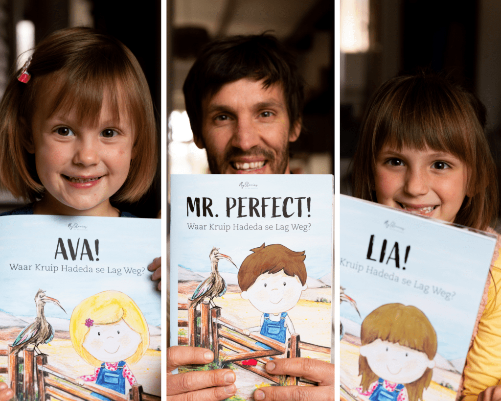 just a mamma blog best personalised kids books made in south africa