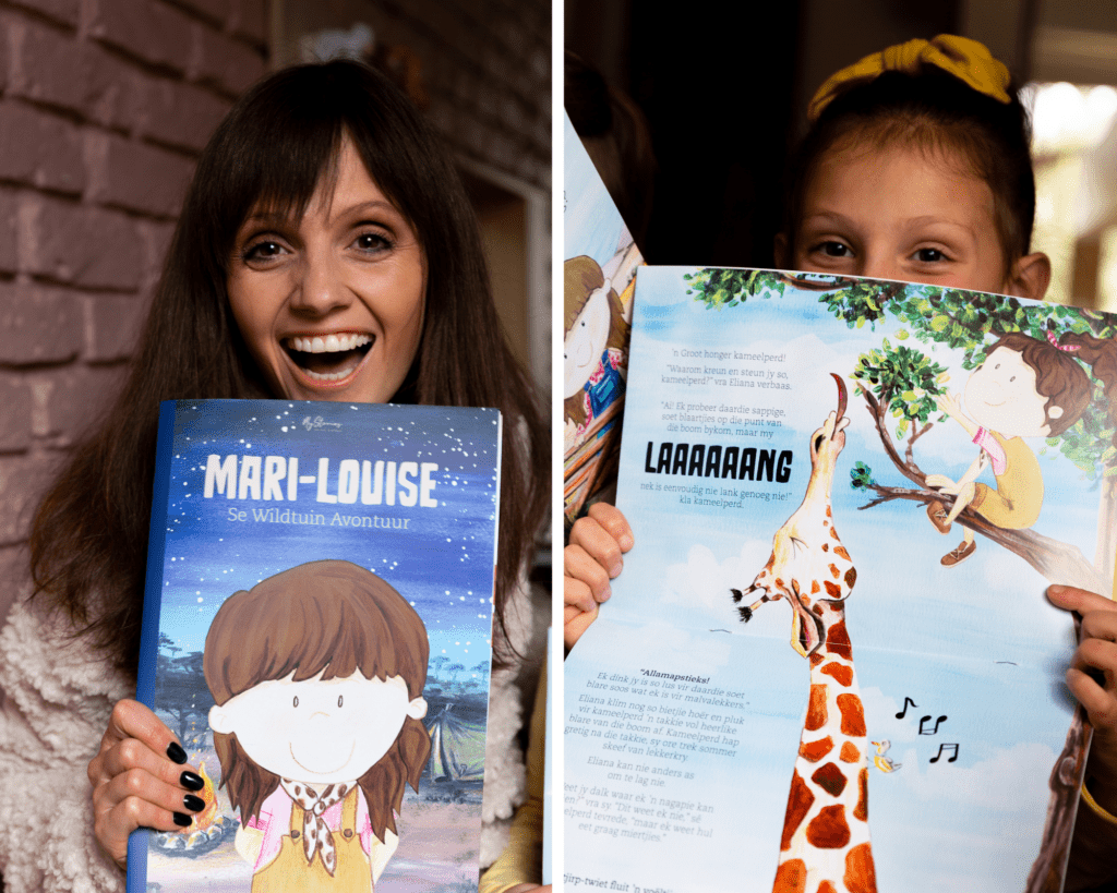 just a mamma blog personalised kids books made in south africa