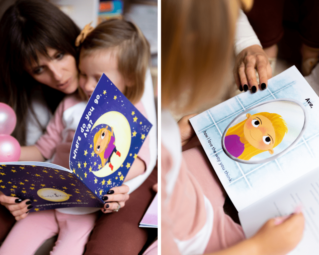 personalised childrens books south africa