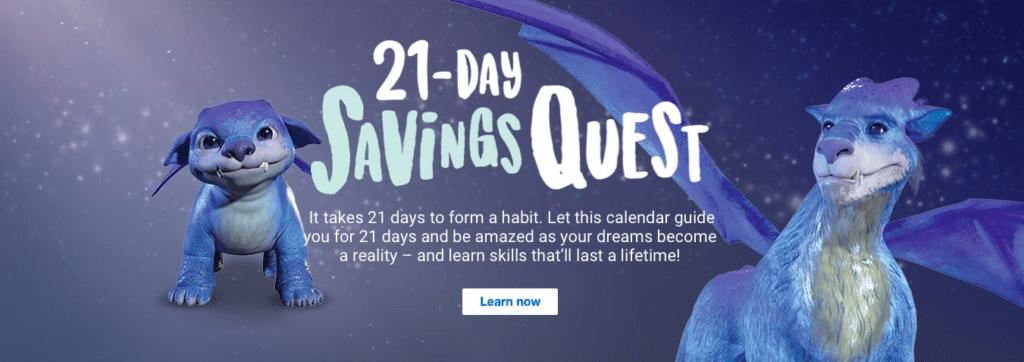 sanlam savings jar app