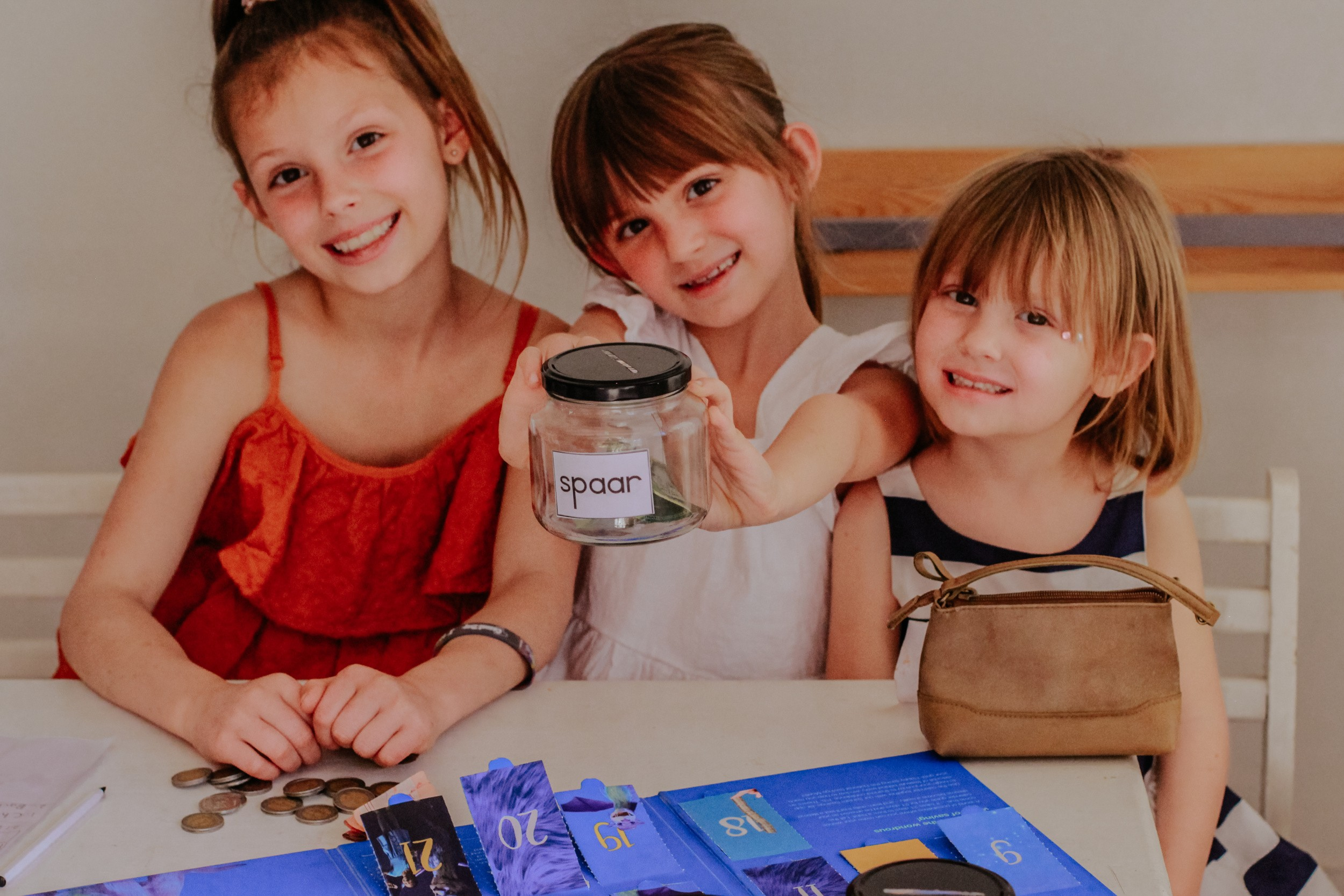 money saving tips for kids by age